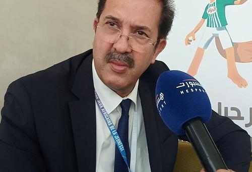 """رئيس اللجنة الأولمبية الجزائرية: حُسن الضيافة أهم من """"كوارث"""" التنظيم.. و""""مونديال"""" مُشترك هو الحَل"""