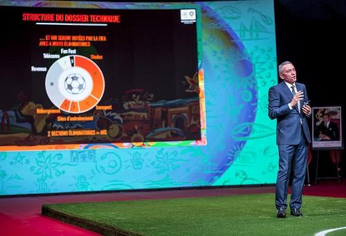 """المغرب يتطلع لمكاسب تفوق 3 مليارات دولار من تنظيم """"مونديال"""" 2026"""