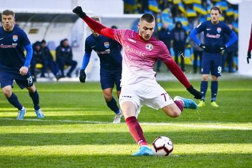 تأجيل مباراة في أوكرانيا بعد إصابتين بكورونا