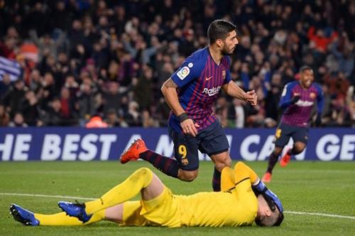 ليغانيس يتقدم بشكوى ضد حكم مباراته أمام برشلونة