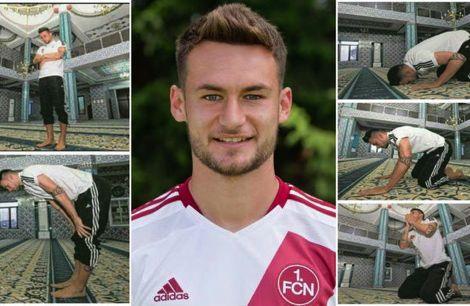 """لاعب ألماني يعتنق الإسلام ويؤكد أنه وجد فيه """"الأمل والقوة"""""""