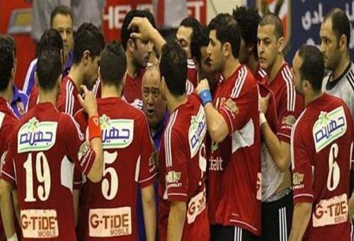 الأهلي المصري يتوج ببطولة أفريقيا لكرة اليد