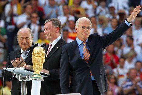 """""""اللّعبة القَذِرة"""": ألمانيا اشترت تنظيم مُونديَال 2006 بـ""""ضَمانة"""" بلاتر"""