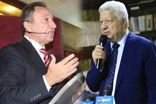 الأهلي يتقدم بثلاثة بلاغات جديدة للنائب العام المصري ضد رئيس الزمالك