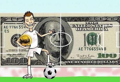 لاعبو كرة القدم الأعلى أجرا في العالم.. هذه لائحة العشر الأغلى