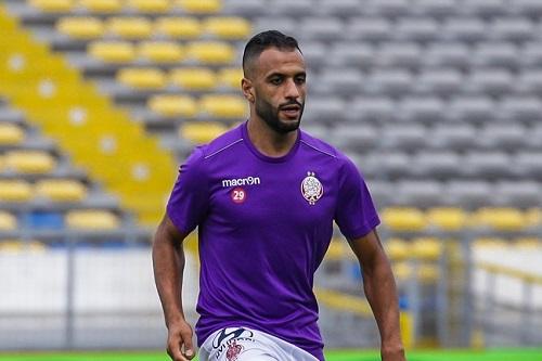 يوسف شينا يؤكد مغادرته لنادي الوداد الرياضي