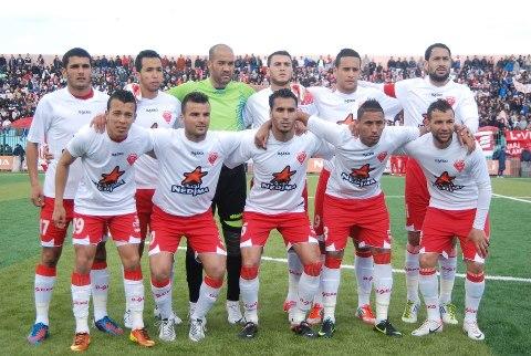 مولودية الجزائر يودع كأس الاتحاد الافريقي