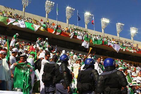 إيقاف الدوري الجزائري إلى أجل غير مسمى بعد مقتل إيبرسي