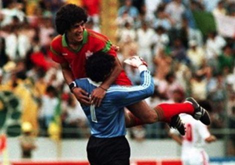المغرب ضد مصر 1981