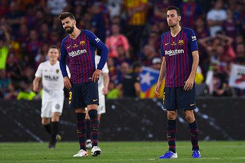 برشلونة يواجه نابولي مرتين في الولايات المتحدة