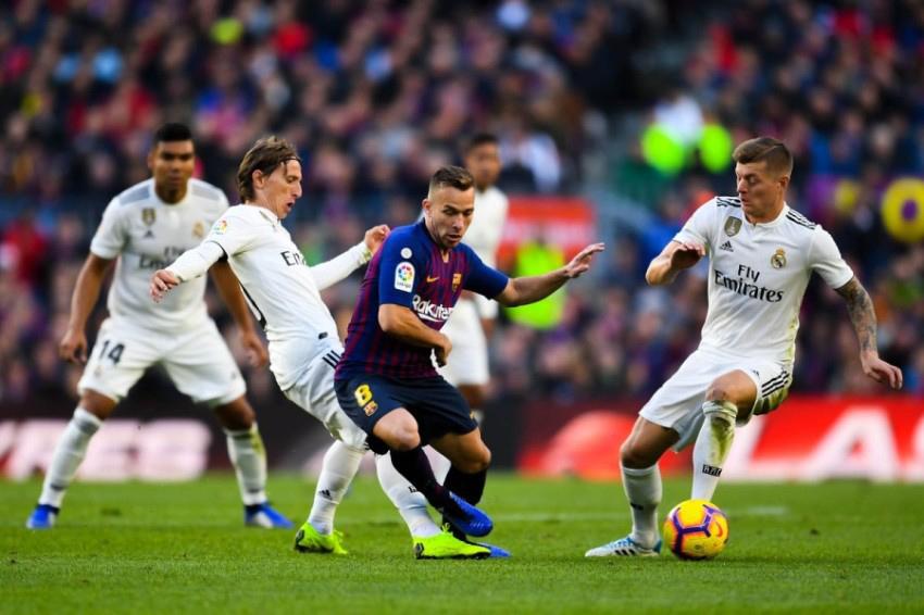 رابطة الدوري الإسباني تؤكد موعد الكلاسيكو