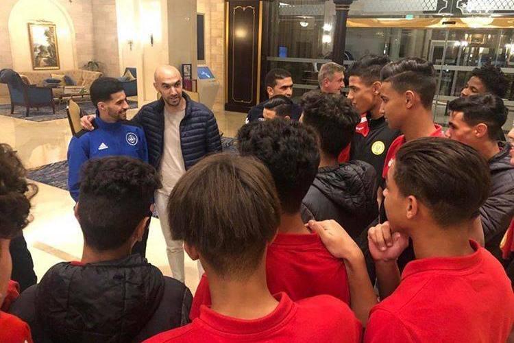 دعم مغربي لأكاديمية محمد السادس ضد الريال