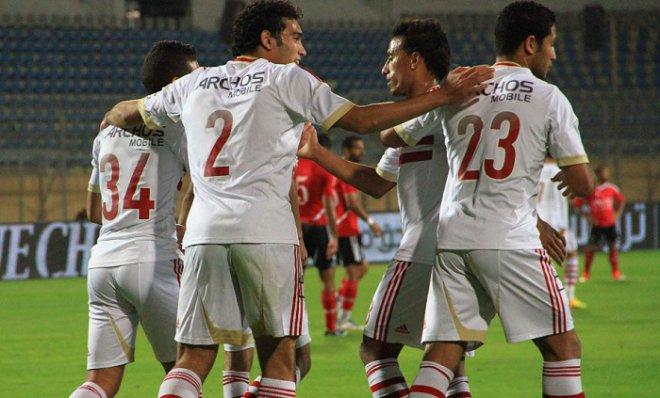 """الزمالك يتأهل إلى نهائي كأس مصر بـ""""ركلات الترجيح"""""""