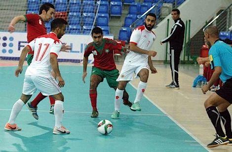 منتخب كرة القدم داخل القاعة يواجه الكوت ديفوار في تصفيات كأس إفريقيا