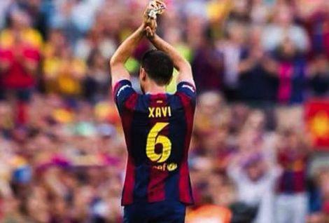 تشافي.. هذه هي تفاصيل اللحظات الأخيرة قبل مغادرتي برشلونة