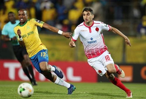 الوداد يهزم صنداونز ويتأهل متصدرا إلى ربع نهائي دوري أبطال إفريقيا