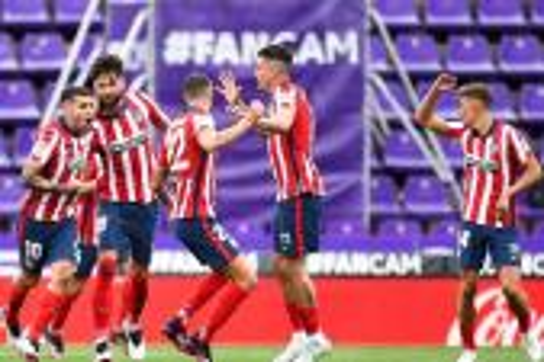 أتلتيكو يفسد مغامرة بلد الوليد ويتوج بلقب الدوري الإسباني للمرة الـ11