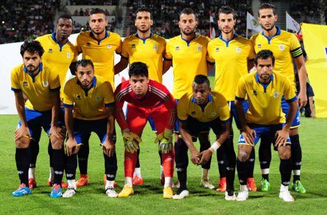الاسماعيلي المصري يتفوق على الهلال الليبي برباعية بكأس شمال إفريقيا