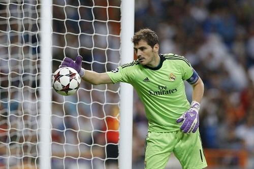 ريال مدريد يشيد بكاسياس: أفضل حارس مرمى في تاريخ النادي