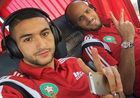 الأحمدي: زياش كان محقا باختياره المغرب
