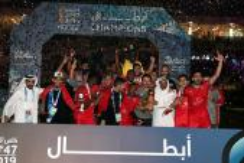 بنعطية: كأس أمير قطر أحد أجمل الألقاب التي حصلت عليها