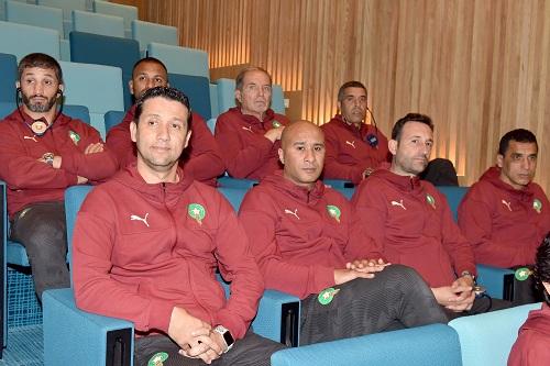 مُدرّبو المنتخبات الوطنية الجُدد.. مزيج عالمي لهوية لَعِب مغربيّة