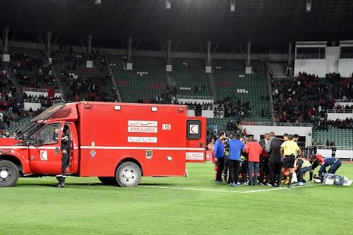 """حارس حوريا والسنغال يغيب عن """"الكان"""" رسميا.. والإصابة قد تنهي مساره"""