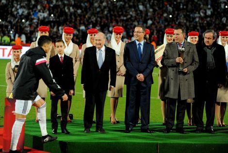 """الموندياليتو يكشف للمغاربة وجه """"الغرور"""" لكريستيانو رونالدو"""