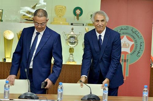 رسميا.. البوسني خليلودزيتش مدربا للمنتخب الوطني المغربي