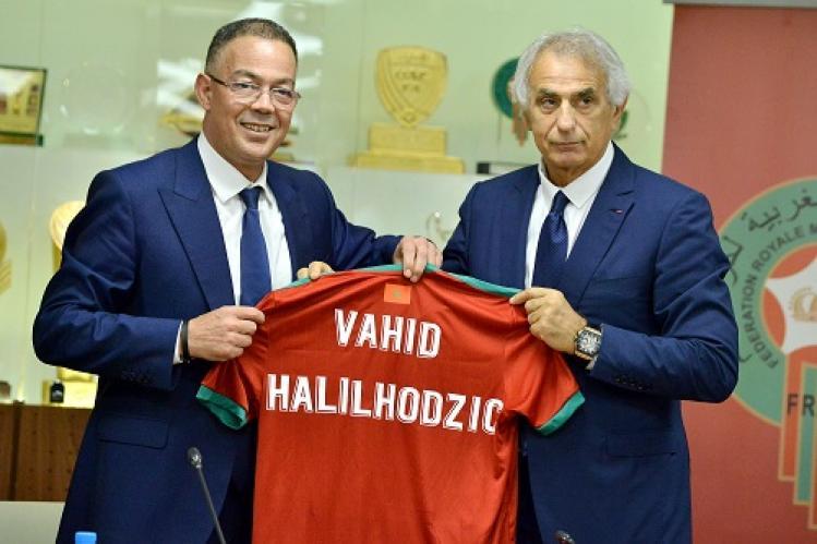 5 تحدّيات كُبرى تنتظِر خليلوزيتش على رأس المنتخب المغربي