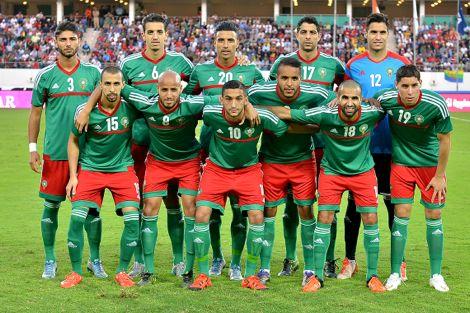 تشكيلة المنتخب أمام غينيا الاستوائية