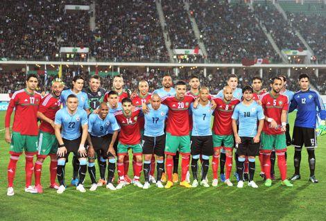 غودين: لاعبو المنتخب المغربي موهوبين ولديهم جماهير رائعة