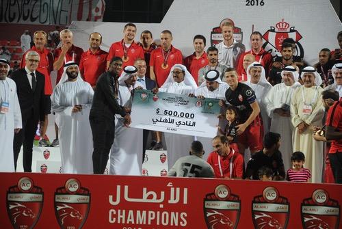 """مدرب أهلي دبي: الفتح فريق جيد وفريقي تعامل مع المباراة بـ""""حكمة"""""""
