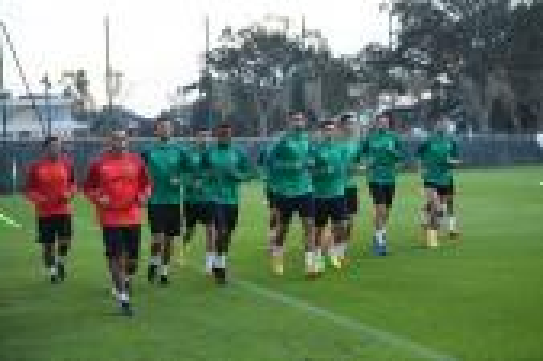"""المنتخب المغربي يواصل تحضيراته لمواجهة إفريقيا الوسطى في تصفيات """"الكان"""""""