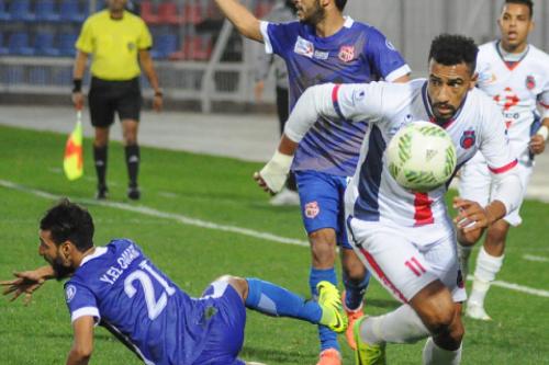 المغربي عمر المنصوري يخوض تجربة جديدة في الدوري العراقي