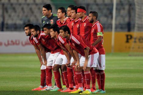 """""""إيبولا"""" ترهب لاعبي الأهلي المصري قبل مواجهة القطن الكاميروني"""