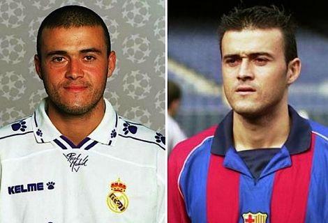 """أبرز """"الخونة"""" في تاريخ ريال مدريد وبرشلونة"""