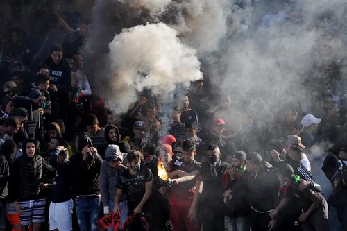 الجيش يكتفي بالتعادل مع اتحاد طنجة وسط احتجاجات الجماهير على فاخر