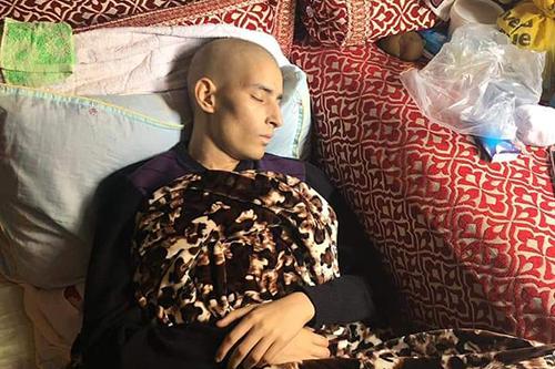 """الموت يخطف الشاب """"الرجاوي"""" عثمان.. والدعم جاء متأخرا بعد """"حرب"""" مع السرطان"""