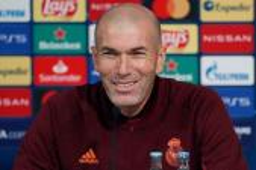 زين الدين زيدان: سأقاتل حتى اليوم الأخير رفقة نادي ريال مدريد