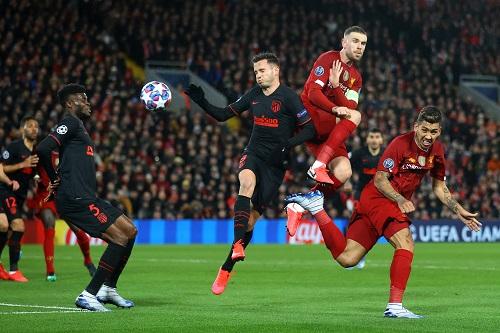 أتلتيكو يطيح بليفربول من دوري أبطال أوروبا ويصعد لدور الثمانية