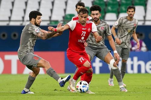 الدحيل يهزم برسيبوليس في دوري أبطال آسيا