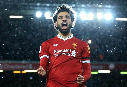 المصري صلاح يحصد أولى جوائزه هذا الموسم رفقة ليفربول الإنجليزي