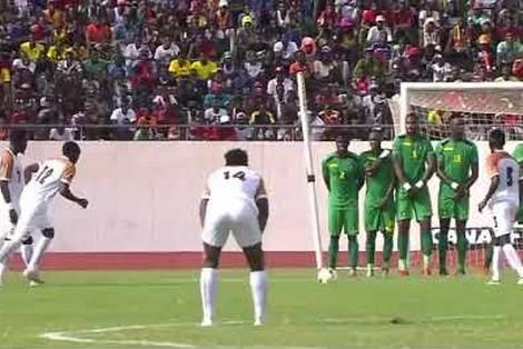 منتخب غينيا بيساو يقلب الطاولة على زامبيا
