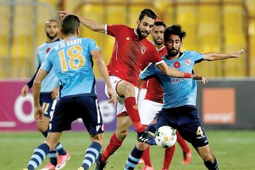 الأهلي: إمكانية مواجهة الوداد بملعب القاهرة واردة رغم برمجتها ببرج العرب