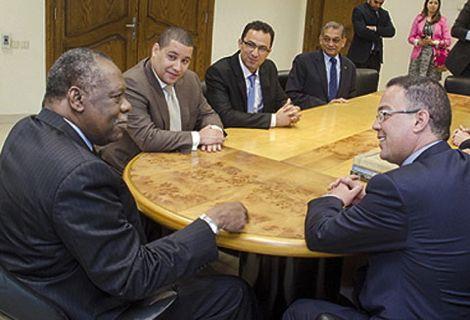 """البوشحاتي: قرار الـ CAF كان متوقعا وإن لم تتوسع العقوبات """"أهوّن"""""""