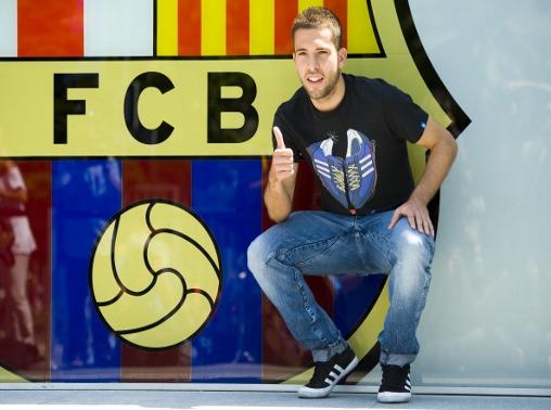 ألبا: أريد الخسارة دائما لريال مدريد