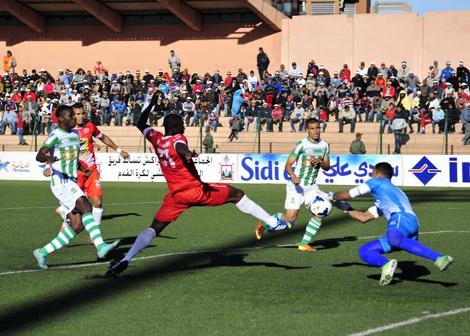 برنامج الجولة 25 من الدوري المغربي للمحترفين
