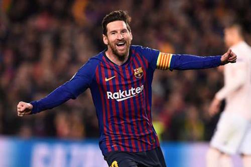 الأرجنتيني ليونيل ميسي أفضل لاعب في العالم لعام 2019