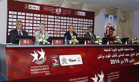 الطناني: ملتقى محمد السادس للقوى يسير في الطريق الصحيح